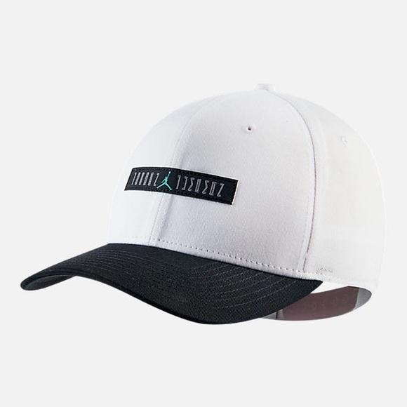 pretty nice 769cb 3e0cb NWT Rare Jordan Classic 99 AJ 11 Legacy hat
